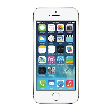 Refurbished Apple iPhone 5s with Brand Box (Gold, 1GB RAM, 16GB) Price in India
