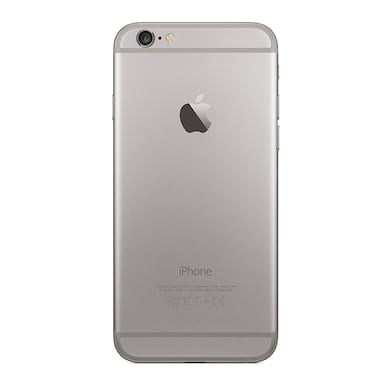 Refurbished Apple iPhone 6 (Space Grey, 1GB RAM, 16GB) Price in India