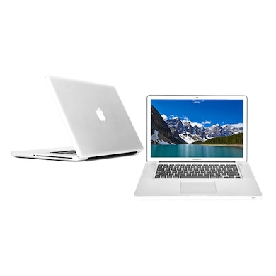 Refurbished Apple MacBook Pro A1286 15.4 Inch Laptop (Core i7 2nd Gen/4 GB/500 GB/Mac OS X Lion) Silver Price in India