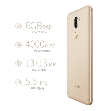 Coolpad Cool Play 6 Software Update