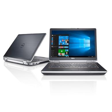 Refurbished Dell Latitude E6420 14 Inch Laptop (Core i7 2nd Gen/4 GB/1 TB/Win 7) Black Price in India