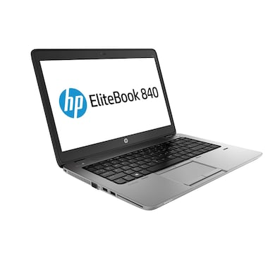 Refurbished HP EliteBook 840 G1 14 Inch Laptop (Core i5 4th Gen/4 GB/500 GB/Win 7) Silver Price in India