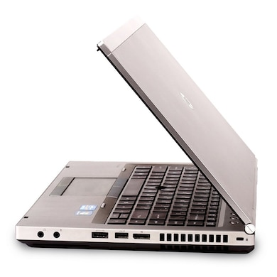 Refurbished HP Elitebook 8470P 14 Inch Laptop (Core i5 3rd Gen/4GB/500GB/DOS) Silver Price in India