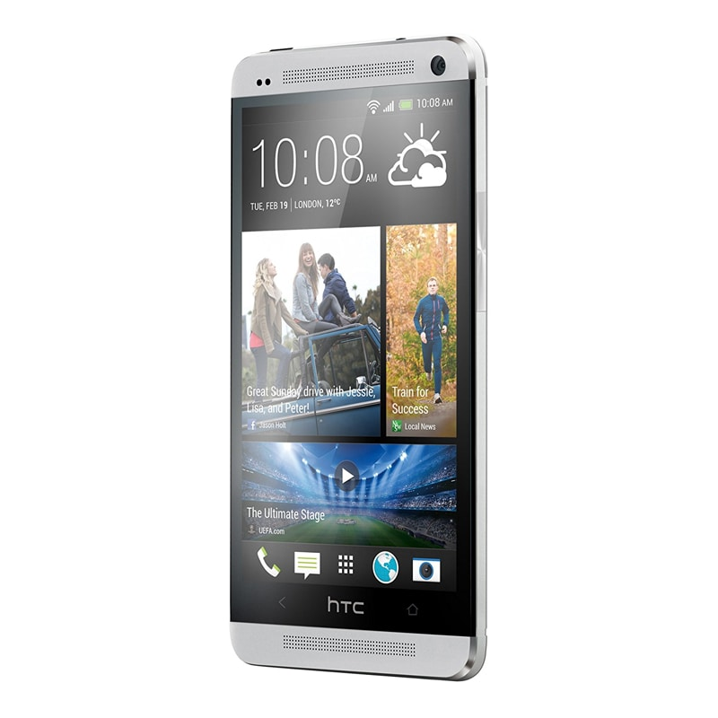 Buy Refurbished Htc One M7  Silver  2gb Ram  32gb  Price