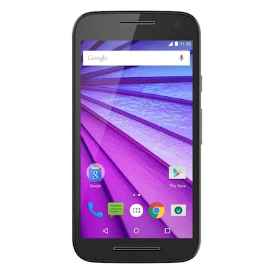 Refurbished Moto G (Black, 2GB RAM, 16GB) Price in India