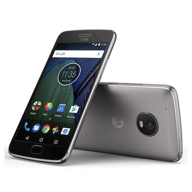 Refurbished Moto G5 Plus (Lunar Grey, 4GB RAM, 32GB) Price in India