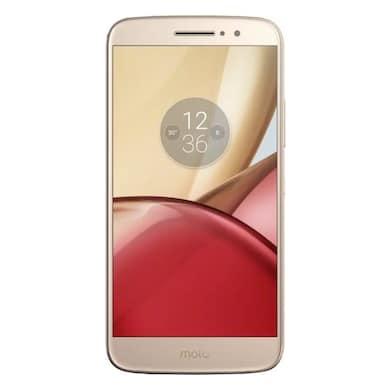Refurbished Moto M (Gold, 4GB RAM, 64GB) Price in India