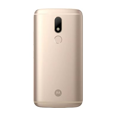 Refurbished Moto M (Gold, 3GB RAM, 32GB) Price in India