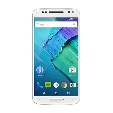 Refurbished Moto X Style (White, 3GB RAM, 16GB) Price in India