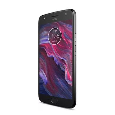 Moto X4 (Super Black, 4GB RAM, 64GB) Price in India