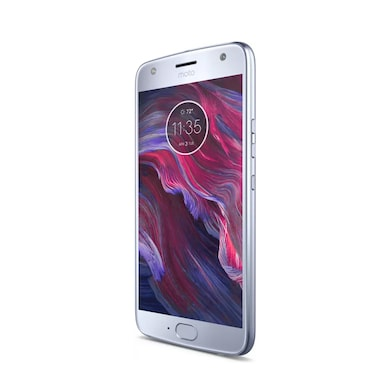 Unboxed Moto X4 (Sterling Blue, 4GB RAM, 64GB) Price in India