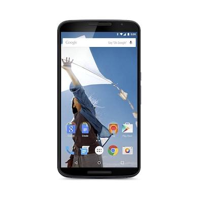Refurbished Nexus 6 (Assorted, 3GB RAM, 32GB) Price in India