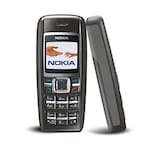 Buy Refurbished Nokia 1600,900 mAh Battery,Single SIM Black Online