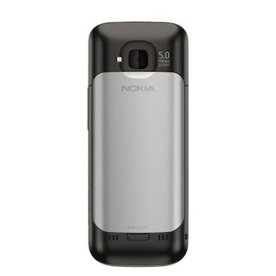 Refurbished Nokia C5 with 5 MP Camera (Black, 128MB RAM, 50MB) Price in India