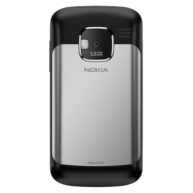 Refurbished Nokia E5, 5 MP Camera with LED Flash (Black) Price in India