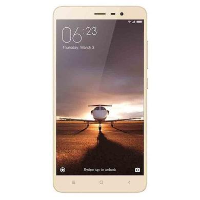Refurbished Redmi Note 3 (Gold, 3GB RAM, 32GB) Price in India