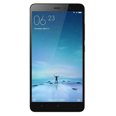 Refurbished Redmi Note 3 +Free Earphone with Mic for All Android/iPhones (Dark Grey, 2GB RAM, 16GB) Price in India