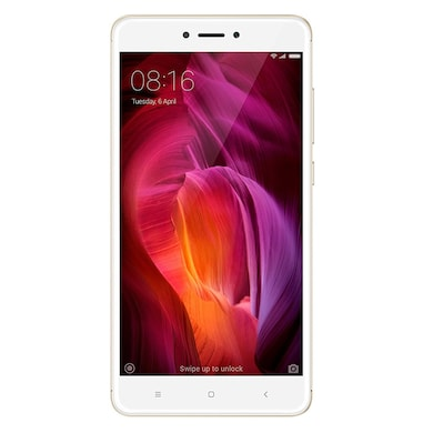 Refurbished Redmi Note 4 with Brand Box (Gold, 3GB RAM, 32GB) Price in India