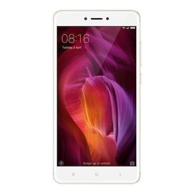 Refurbished Redmi Note 4 (Gold, 3GB RAM, 32GB) Price in India