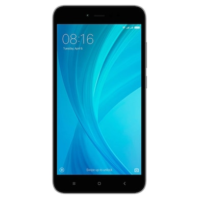 Refurbished Redmi Y1 (Dark Grey, 3GB RAM, 32GB) Price in India