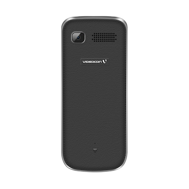 Refurbished Videocon Bazoomba V2DA,2.4 Inch Display,Camera,FM ,Torch (Black) Price in India