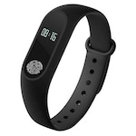 Buy Rissachi RI-M2 Health Fitness Intelligence Smart Band Black Online