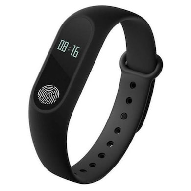 Rissachi RI-M2 Health Fitness Intelligence Smart Band Black Price in India