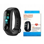 Buy Rissachi RI-M3 Intelligence Bluetooth Health Wrist Smart Band Black Online