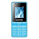 Buy Rocktel Selfie S4 1000 mAh Battery,Bluetooth and FM Blue and White Online