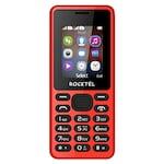 Buy Rocktel W13 Dual SIM, 800 mAh Battery, VGA Rear Camera | FM Radio Red Online