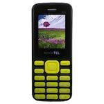 Buy Rocktel W9 Digital Camera, FM, Bluetooth and Dual Sim Black And Yellow Online