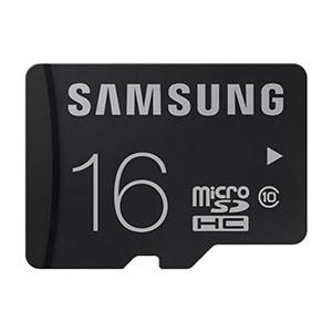 Buy Samsung 16 GB Class 10 MicroSDHC Memory Card Online