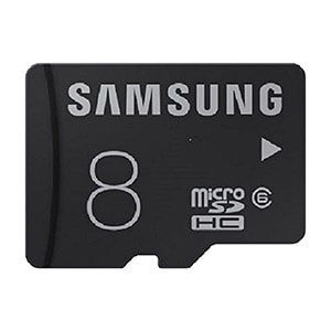 Buy Samsung 8 GB Class 6 microSDHC Memory Card Online