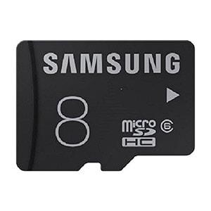 Buy Samsung 8 GB Class 6 microSDHC Memory Card Online