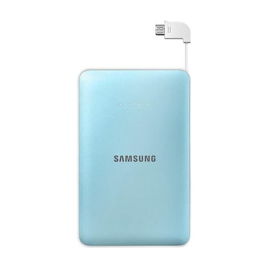 Samsung EB-PN915BLEGIN 11300mAH Power Bank Blue images, Buy Samsung EB-PN915BLEGIN 11300mAH Power Bank Blue online at price Rs. 2,540