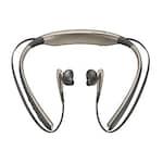 Buy Samsung EO-BG920BFEGIN Level U Wireless Bluetooth Headset Gold Online