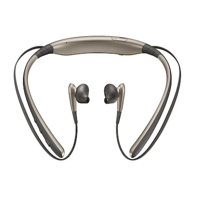 fade7b88029 Samsung EO-BG920BFEGIN Level U Wireless Bluetooth Headset Gold Price in  India ...