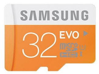 Samsung Evo 32 GB Class 10 MicroSDHC Memory Card 32 GB Price in India