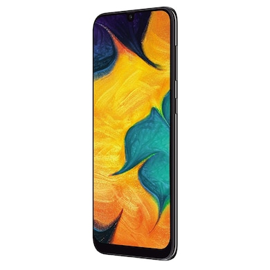 Samsung Galaxy A30 (Black, 4GB RAM, 64GB) Price in India