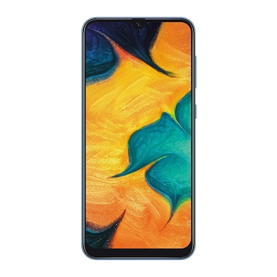 Samsung Galaxy A30 (Blue, 4GB RAM, 64GB) Price in India