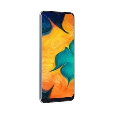 Samsung Galaxy A30 (White, 4GB RAM, 64GB) Price in India