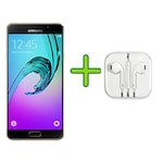 Buy Refurbished Samsung Galaxy A5 (2 GB RAM, 16 GB)+Free Earphone with Mic for All Android/iPhones Champagne Gold Online
