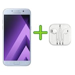 Buy Refurbished Samsung Galaxy A5 (2 GB RAM, 16 GB)+Free Earphone with Mic for All Android/iPhones Blue Online