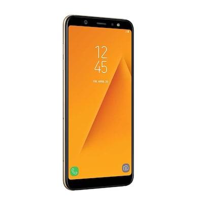 Samsung Galaxy A6 Plus (Gold, 4GB RAM, 64GB) Price in India