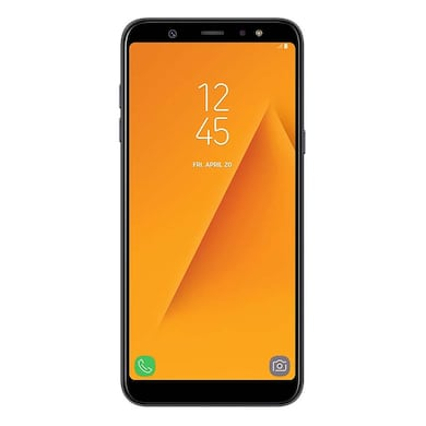 Samsung Galaxy A6 Plus (Black, 4GB RAM, 64GB) Price in India