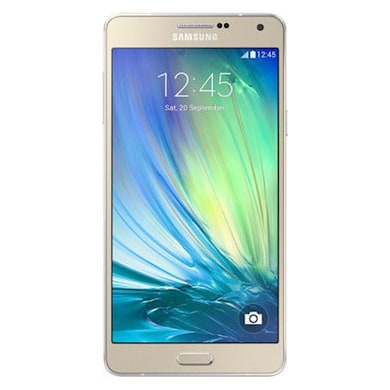 Refurbished Samsung Galaxy A7 (Gold, 2GB RAM, 16GB) Price in India
