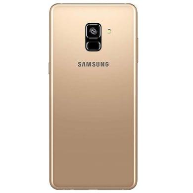 Samsung Galaxy A8 Plus (Gold, 6GB RAM, 64GB) Price in India