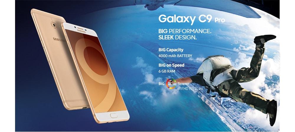 Samsung Galaxy C9 Pro Photo 5