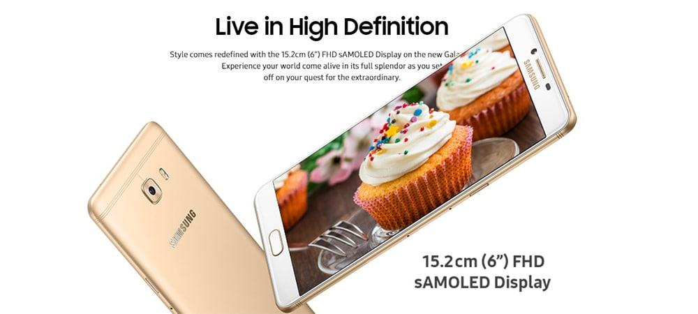 Samsung Galaxy C9 Pro Photo 7