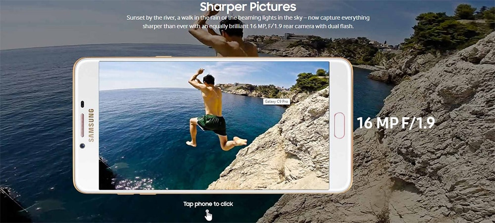 Samsung Galaxy C9 Pro Photo 9